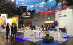 Pekos Valves at the Valve World '18