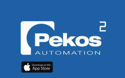 Pekos Automation - New Augmented Reality App.