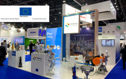 Pekos Valves at the ADIPEC'19